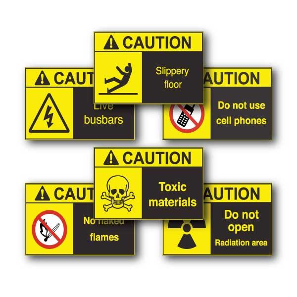 Caution (ANSI)