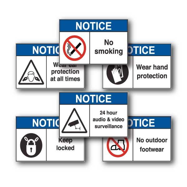 Notice (ANSI)