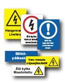 Sähköalan merkit