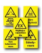 Varoitusmerkit