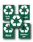 Ympäristönhuoltomerkit