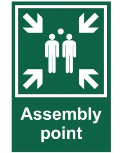 Assembly point (b)