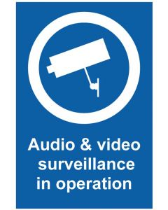 Audio & video surveillance (b)