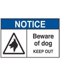 Beware Dog an