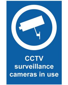 CCTV in use (b)
