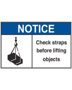 Check Lifting Strap an