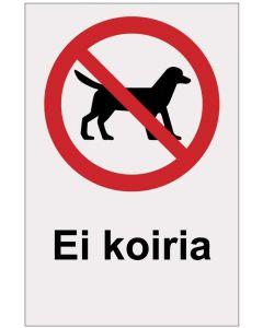 Ei koiria heijastava