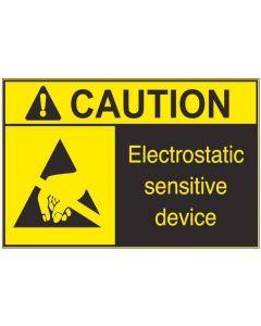 Electrostatic Sensitive ac