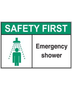 Emergency Shower sfa