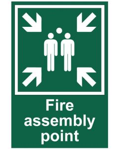 Fire assembly point (b)