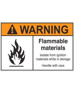 Flammable Materials aw