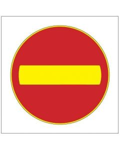 Kielletty ajosuunta