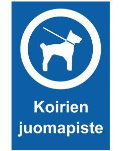 Koirien juomapiste MAG