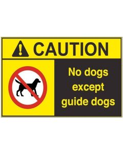 No Dogs ac