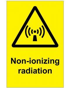 Non-ionizing radiation (b)