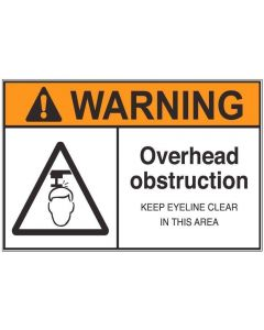 Overhead Obstruction aw