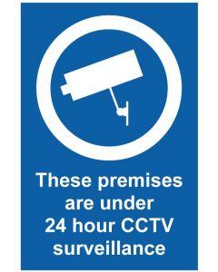 Premises under surveillance (b)