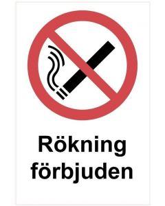 Rokning kk