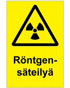 Röntgensäteilyä MAG