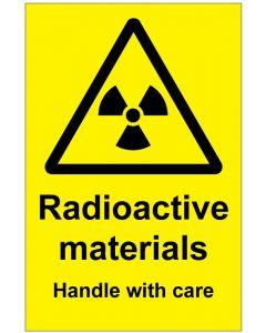 Radioactive materials (b)