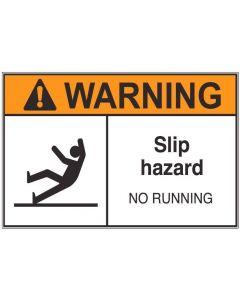 Slip Hazard aw