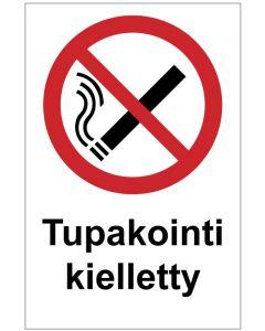 Tupakointii kielletty MAG