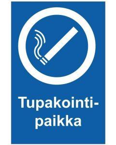 Tupakointipaikka