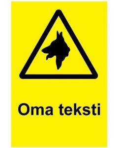 Varo koiraa Oma