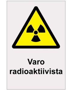 Varo radioaktiivista heijastava