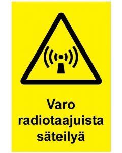 Varo radiotaajuista s vk