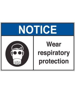 Wear Respiratory Protection an